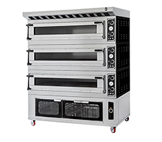 Alusteel For Hotel, Restaurant, kitchen Equipment - Collection 2(Hood-tow Oven-Proofer) Prismafood