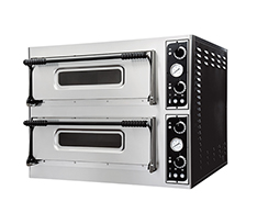 Alusteel For Hotel, Restaurant, kitchen Equipment - Pizza Ovens/2Deck/Basic XL 66 Prismafood